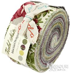 Field Notes Jelly Roll from Missouri Star Quilt Co
