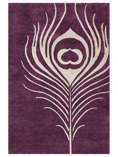 Feather Hand-Tufted Rug by thomaspaul Rugs on Gilt Home