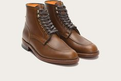FRYE | Walter Lace Up - Whiskey