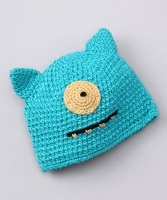 Monsters Inc beanie!