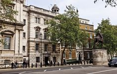 Sixty One Whitehall sits on the very site of what was Henry VIII's private bed chamber in the Tudor wing of old Whitehall Palace and adjoins the Banqueting House, the only part of the Palace to escape destruction by the London fire of 1698.