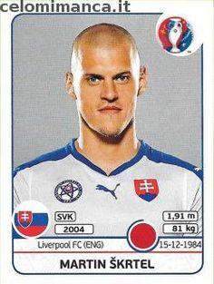 Juraj Kucka of Slovakia. Uefa Euro 2016, European Championships, Ac Milan, Liverpool Fc, Football Players, Baseball Cards, Stickers, Illustration, America's Cup