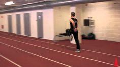High Jump - Warm up drills