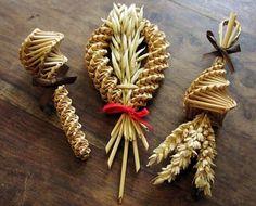 Corn dollies...Lammas