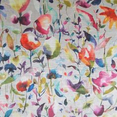 Nola - Lotus fabric, from the Iridescence Velvets collection by Voyage