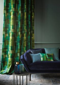 Projection privee – Casamance 53 Unique Traditional Decor Style You Will Definitely Want To Save – Projection privee – Casamance Source Outdoor Curtains, Sheer Curtains, Rideaux Design, Casamance, Curtain Designs, Cool Fabric, Traditional Decor, Soft Furnishings, Stores