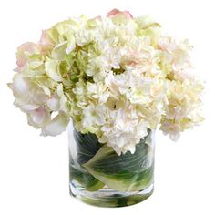 I pinned this from the New Growth Designs - Lush Faux Florals to Usher in Spring event at Joss and Main!