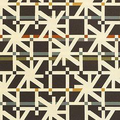 Fabric Remnant of Tactic Brun