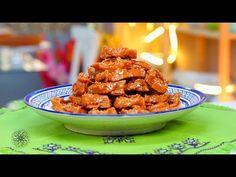 Choumicha : M'kharqa ( Chebakia ) - Recettes Ramadan - YouTube