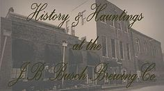 Only $30for a Haunted Brewery Tour in Washington MO!