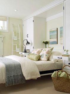 10 Double-Duty Nightstands | Bedrooms & Bedroom Decorating Ideas | HGTV