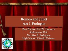 Romeo and juliet, Vocabulary and Vocabulary worksheets on Pinterest