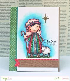 Greyt Paper Crafts: Mix It Up for Christmas!