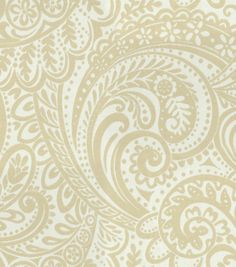 Upholstery Fabric-Waverly Easy Breezy/LinenUpholstery Fabric-Waverly Easy Breezy/Linen,