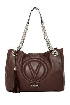 Verra Leather Shoulder Bag