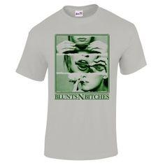 Blunts N Bitches Mens T-Shirt