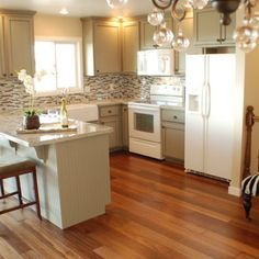 10 Optimistic Tips AND Tricks: Kitchen Remodel Fixer Upper Chips small kitchen remodel with pantry.Small Kitchen Remodel With Pantry. Home Kitchens, White Appliances, White Kitchen Remodeling, Kitchen Design, Appliances Design, Home Remodeling, Condo Kitchen Remodel, Cheap Kitchen Remodel, Home Decor