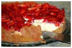 Receita de Torta de morango fantástica. Enviada por Priscyla e demora apenas 40 minutos.