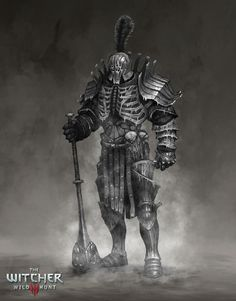 Wild Hunt General Concept - Characters & Art - The Witcher 3: Wild Hunt