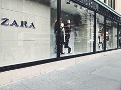 Zara - 5th Ave in Manhatan