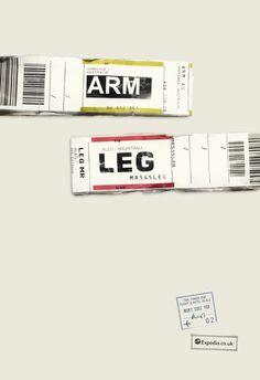 Expedia: ARM LEG