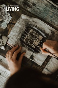 In the January/February 2020 issue of Image Interiors & Living we visit the studio of West Cork based artist Laura Wade West Cork, Irish Design, Ink Painting, Small Spaces, February, Interiors, Studio, Artist, Inspiration