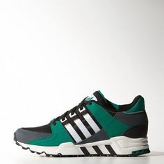 cheap for discount e7d1f 65956 Adidas Originals EQT 93 SUB GREEN Sport Shoes Adidas Running Shoes, Running  Shoes For Men