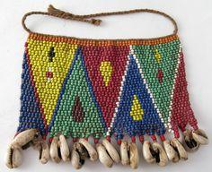 Beadwork Dialogue in African Art Zulu, Contemporary African Art, Native Beadwork, Traditional Fabric, African Design, Native Art, Artisanal, Craft Items, Bead Art