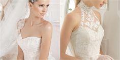 El vestido de novia tiene muchos aspectos a tener en cuenta, entre ellos el escote. ¿Sabes qué tipo de escote te favorece más?