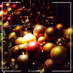 Christmas decoration | Photograph by @inspigraphtion || #photography #Christmas #inspigraphtion