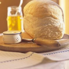 Bread Machine Recipes, Bread Recipes, Cooking Recipes, Healthy Recipes, Homemade White Bread, Ricardo Recipe, Chicken Marinade Recipes, Bisquick Recipes, Bakery