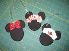 Luggage Spotter Luggage Tag For Your Disney Cruise by Gradysmommy