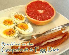 12 Day Grapefruit Diet Plan