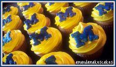 Michigan cupcakes