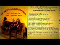 Crosby, Stills, Nash & Young - 1970 4Way Harmonies