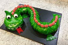 Fantakuchen - Schlange