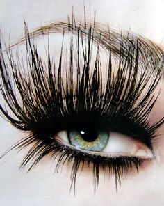 wow...i want lashes like this,