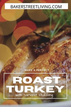 Whether you are having a large gathering or a small intimate one, getting the turkey roasted perfectly doesn't have to be a challenge. Check out our tips and tricks to getting it just right, along with roasting times and a stuffing recipe. Stuffing Mix, Stuffing Recipes, Perfect Roast Turkey, Roasting Times, Poultry Seasoning, Roasted Turkey, Harvest, Challenge, Stuffed Peppers