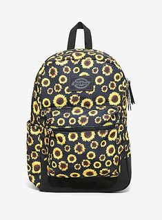 ab413d0824bb Dickies Sunflower Backpack