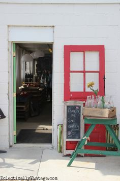 Step Into This Converted Barn And Get Your Vintage Shopping On! Sweet  Clover Barn In Frederick, MD Has Antiques, Vintage, And One Of A Kind Items.