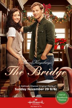 the bridge hallmark movie | The Bridge TV Poster - Internet Movie Poster Awards Gallery