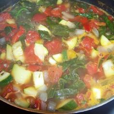 WEIGHT WATCHERS  SOUP RECIPES WITH ZERO POINTS | Weight Watchers Italian Zero Points Soup