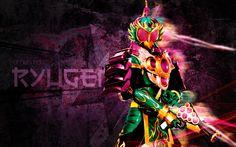 Kamen Rider Ryugen (from Gaim)