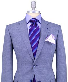 Belvest   Blue Dot Sportcoat   Apparel   Men's
