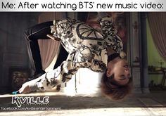 #BTS is back baby! Who else nearly died?