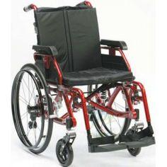Silla De Ruedas K con Suspensión. La silla K de Enigma ha sido concebida para proveer de un confort de alto nivel para los usuarios de sillas de ruedas. Con suspensión regulable por el usuario,ayuda a superar cualquier desnivel del suelo.