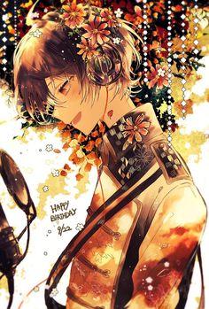 Hot Anime Boy, Anime Art Girl, Anime Boys, Star Character, Character Design, Sakuma Rei, Ritsu Sakuma, Manga Cute, Boy Idols