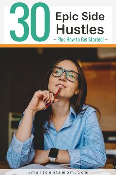 Now my side hustle has become my full time income while giving me the flexibility and freedom to be a stay at home mom! I've been able to pay off my student loans, work towards our financial goals, and pay for preschool. Here is how you can start your own side hustle today. Earn Extra Cash, Making Extra Cash, Extra Money, Hobbies That Make Money, Way To Make Money, Things To Sell, Online Side Jobs, Easy Money Online, Naming Your Business