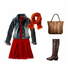 How to Wear a Dress with Boots | How to Wear a Sweater Dress - Tips for Wearing Sweaters Dresses ...