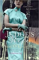 Shaz's Book Blog: Emma's Review: The Judge's Wife by Ann O'Loughlin
